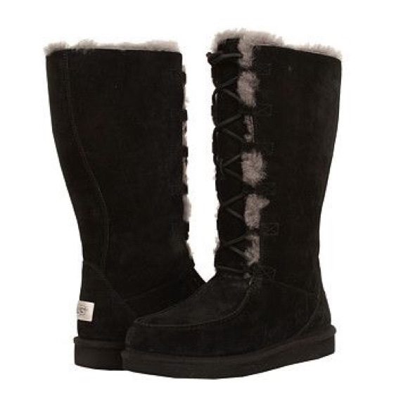eac312a723a UGG Uptown Lace Up Boots